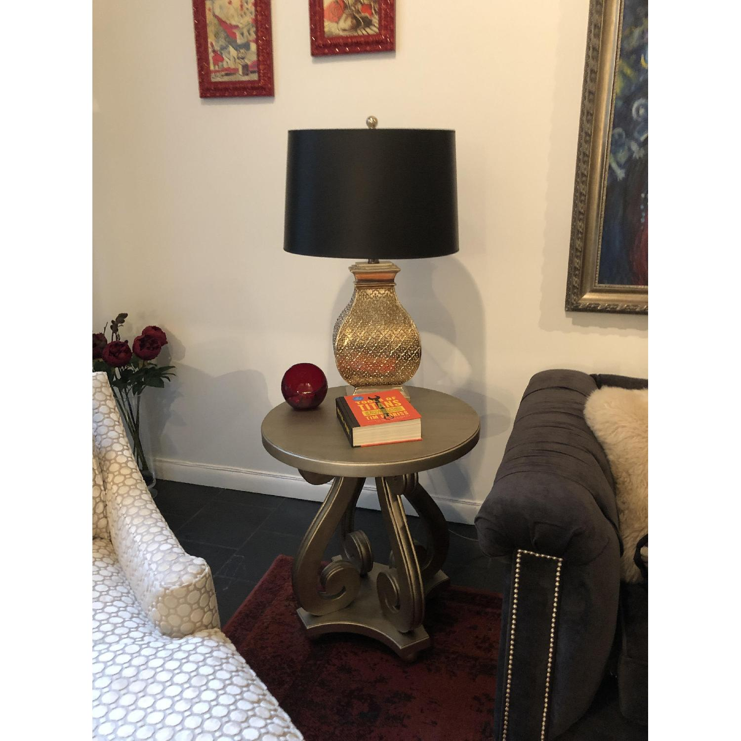 Spanish Revival Table Lamps-1