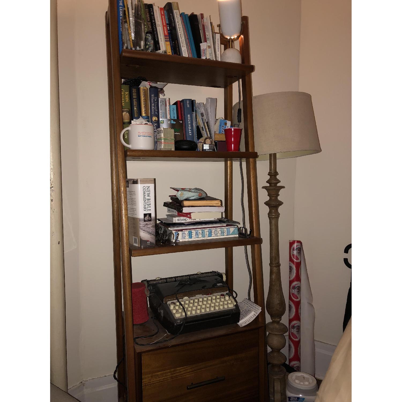 West Elm Mid-Century Bookshelves in Acorn-2