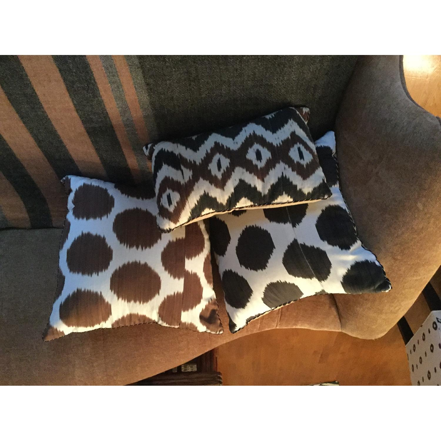 ABC Carpet and Home Madeline Weinrib Throw Pillows-1