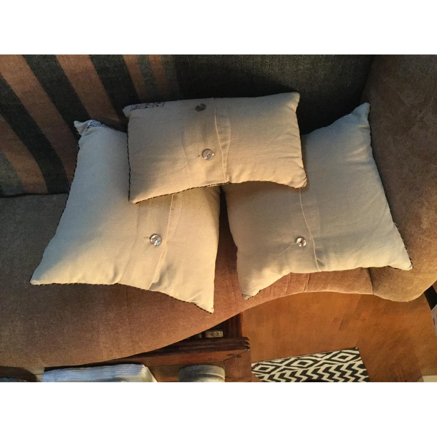 ABC Carpet and Home Madeline Weinrib Throw Pillows-2