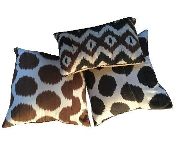 ABC Carpet and Home Madeline Weinrib Throw Pillows