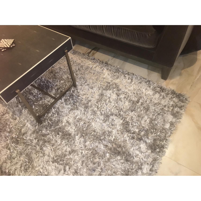 ABC Carpet and Home Silk Shrug Large Area Rug-2
