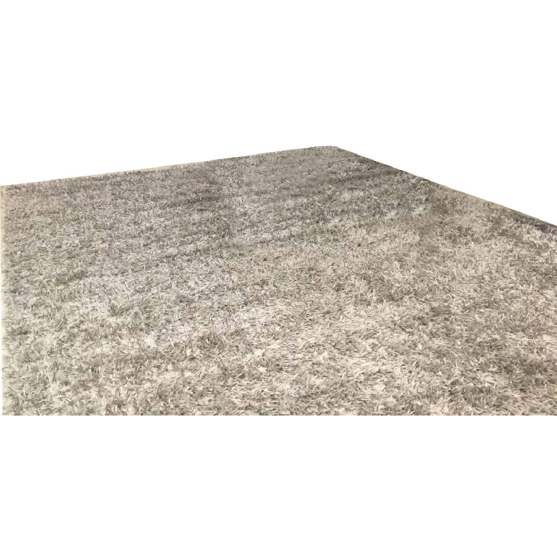 ABC Carpet and Home Silk Shrug Large Area Rug