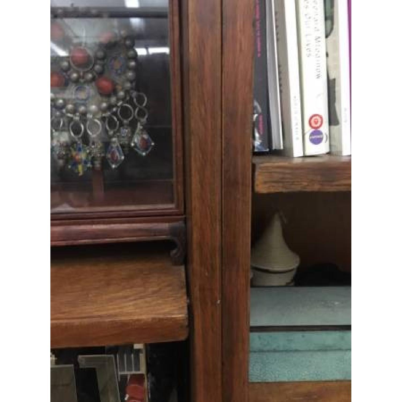 Renovated Maple Wood Modular Bookcase-2