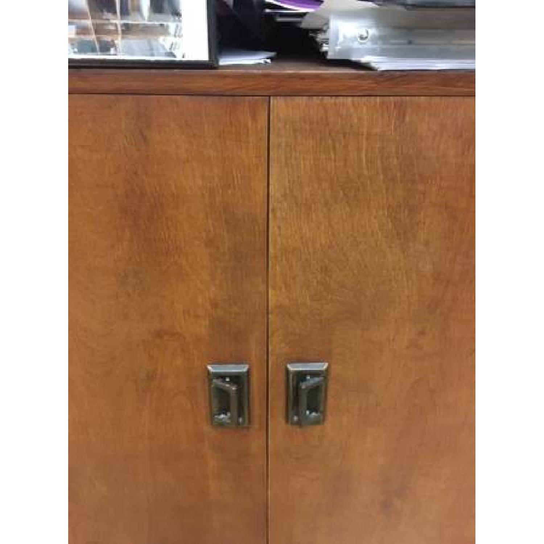 Renovated Maple Wood Modular Bookcase-5