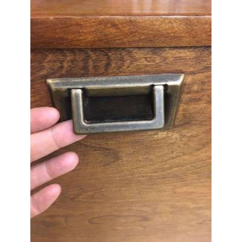 Renovated Maple Wood Modular Bookcase-6