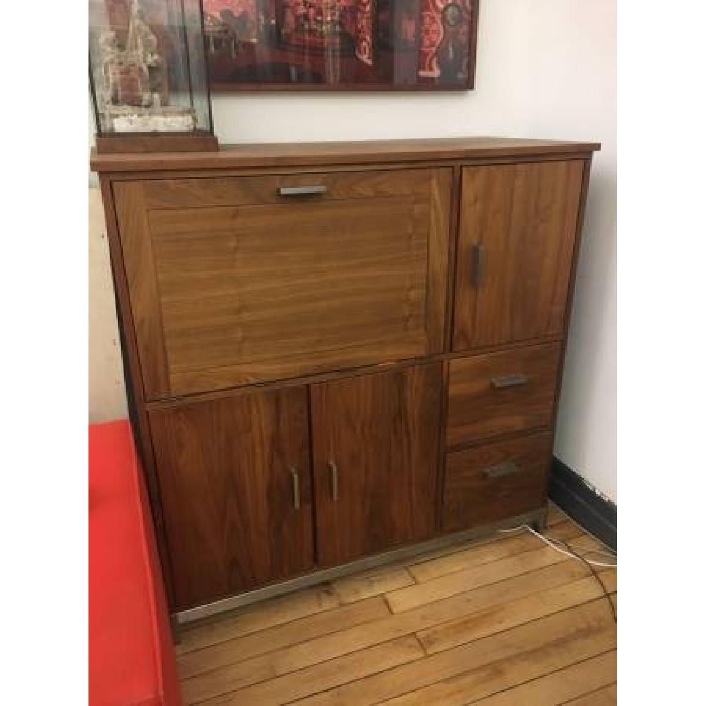 Room & Board Mid-Century Modern Armoire-5