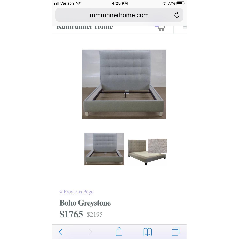 Rumrunner Home Boho King Size Bed-0