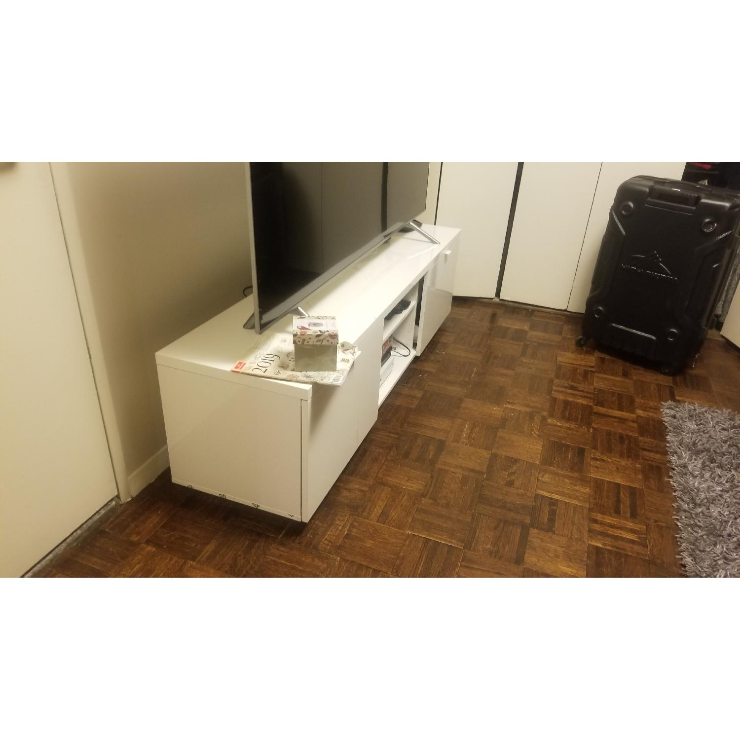 Ikea Byas TV Unit-1