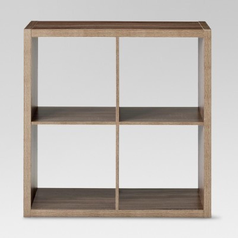 Target 4 Cube Organizer w/ Storage Boxes-3