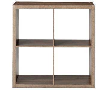 Target 4 Cube Organizer w/ Storage Boxes