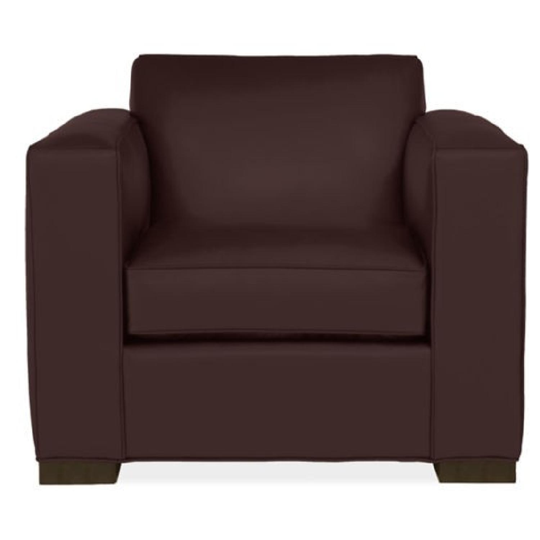 Room & Board Ian Leather Chair