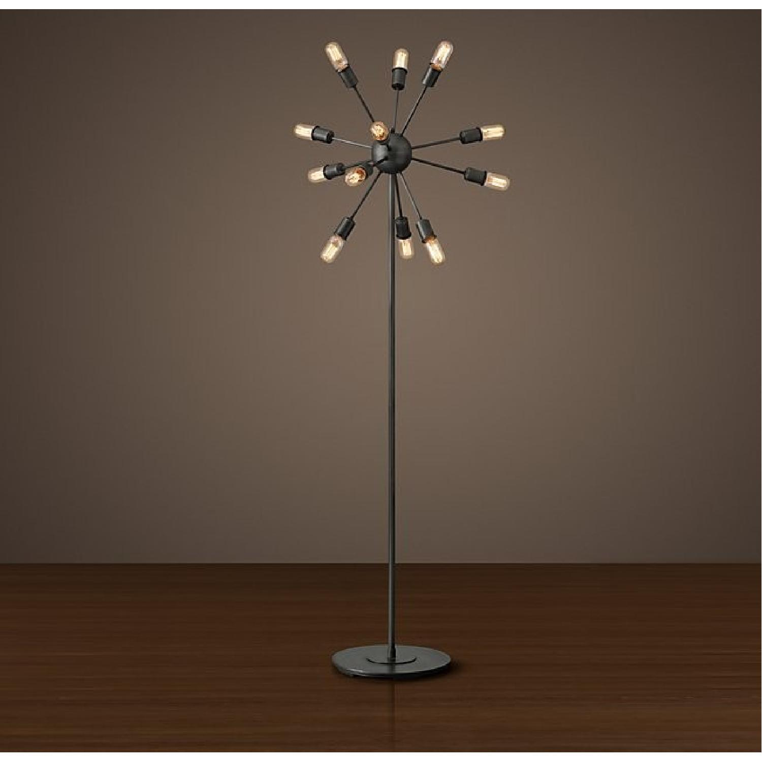 Restoration Hardware Sputnik Filament Floor Lamp-0