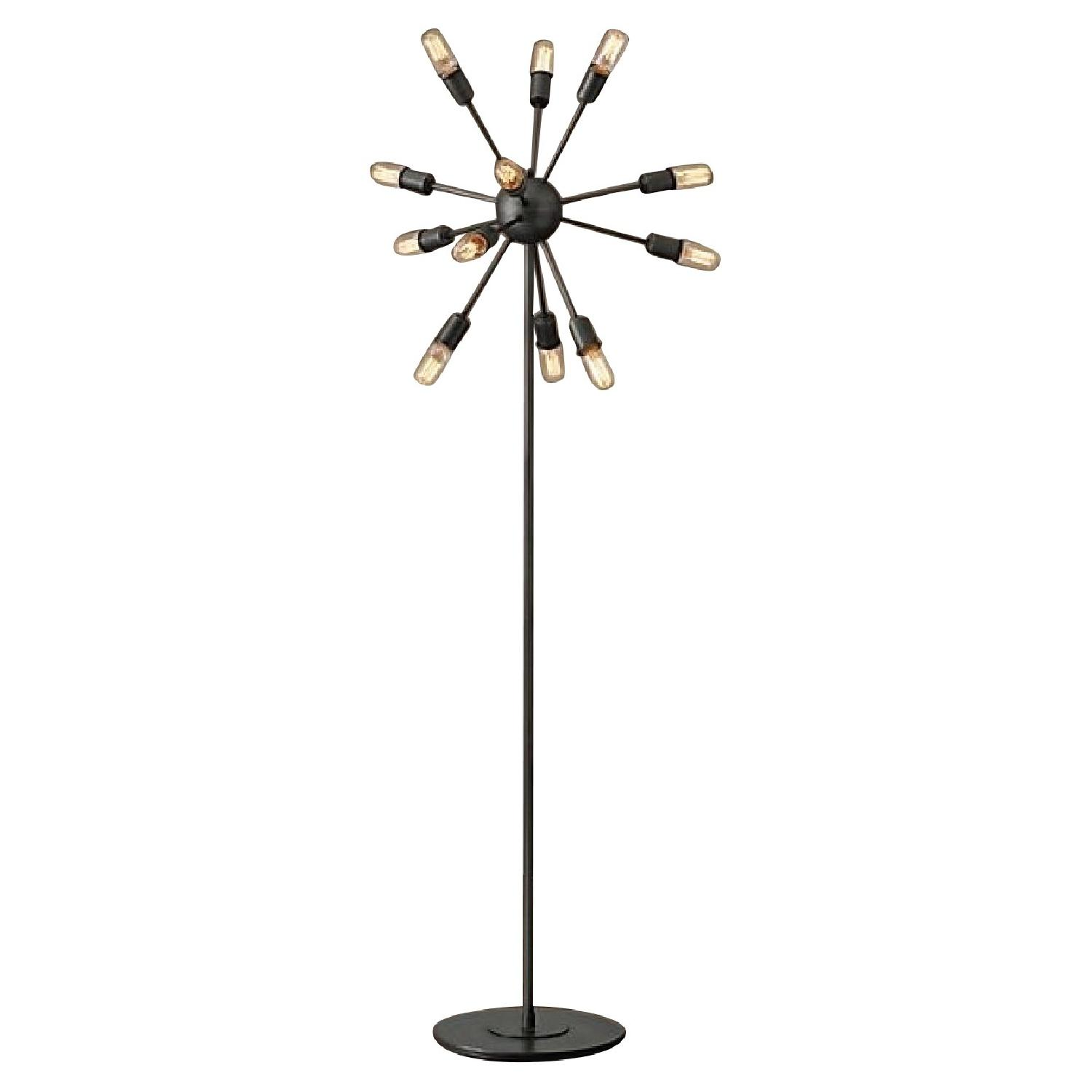 Restoration Hardware Sputnik Filament Floor Lamp