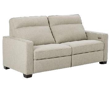 West Elm Henry Power Recliner Sofa