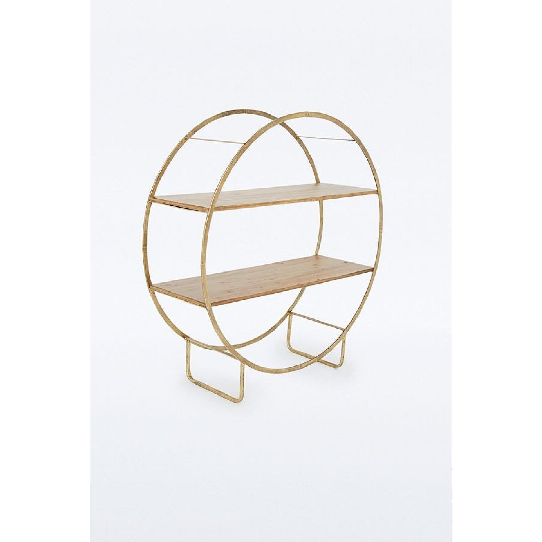 Urban Outfitters Brigid Circle Shelf-5