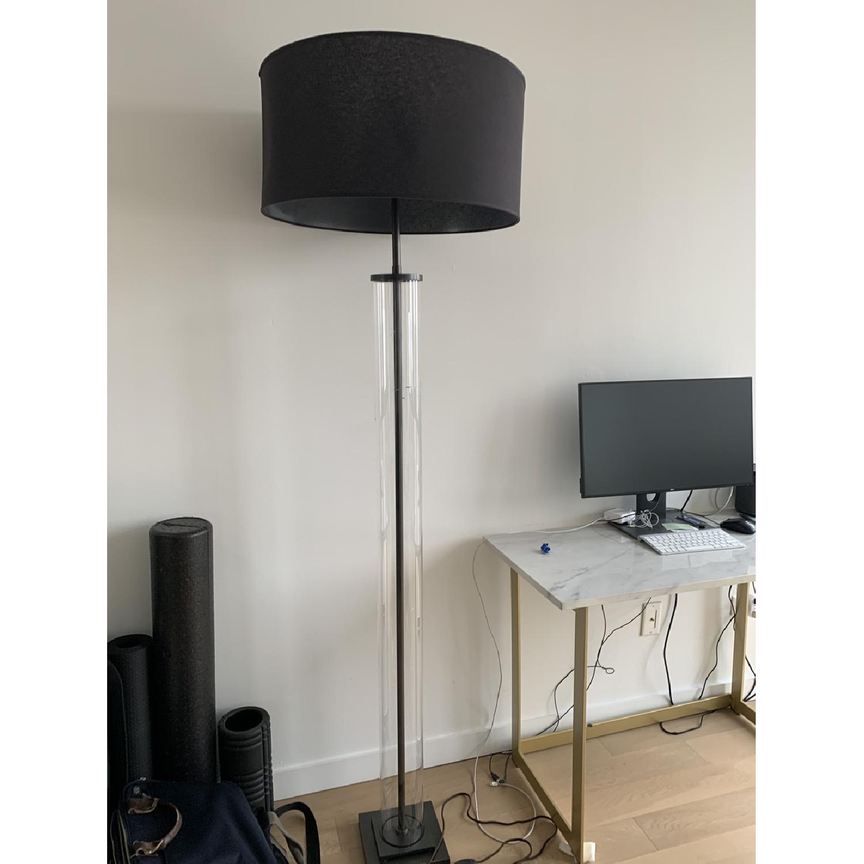 Restoration Hardware Square Column Floor Lamp-1