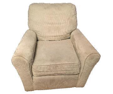 Bellini Mint Green Nursery Chair