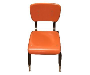 American Desk Manufacturing Co Mid-Century Fiberglass Chair