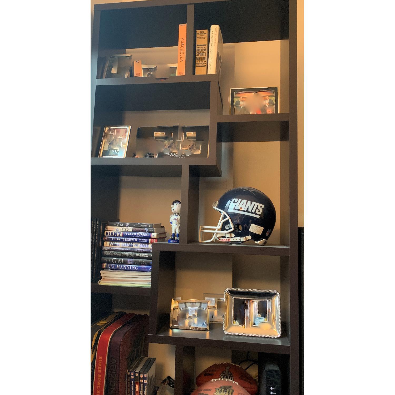 Espresso Bookcase-0