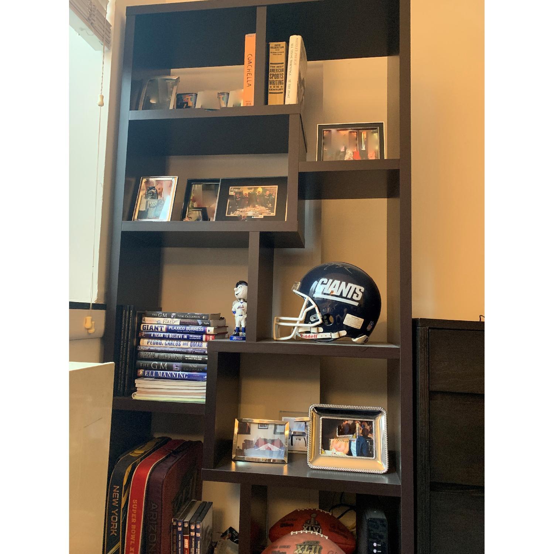 Espresso Bookcase-1