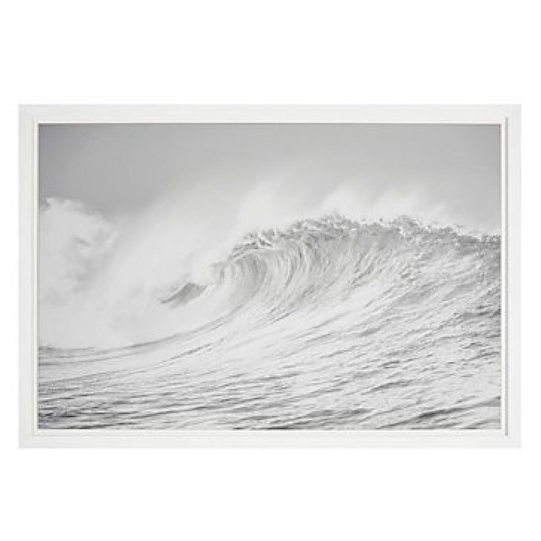Z Gallerie Cloudbreak Framed Print