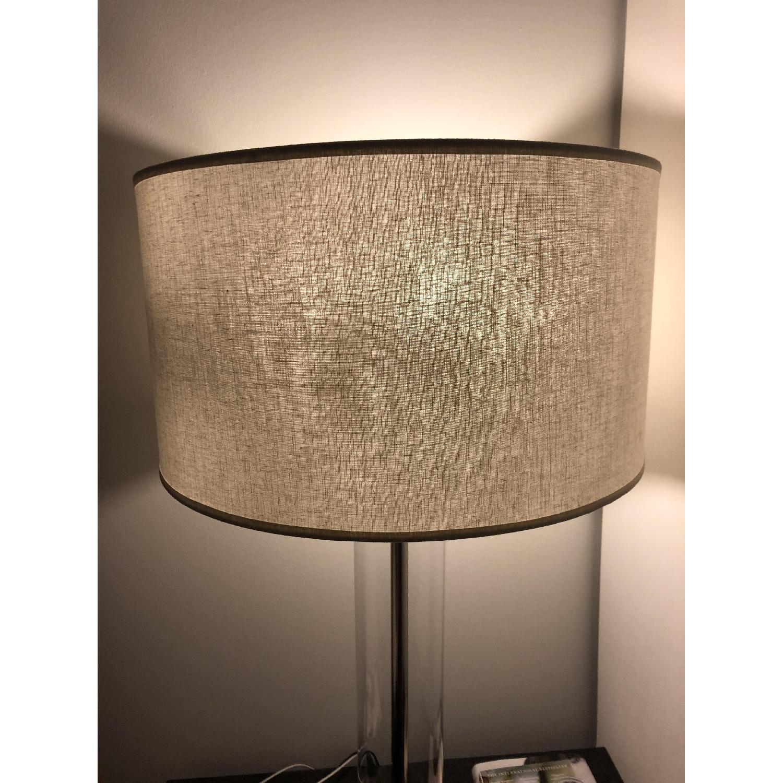 Restoration Hardware French Column Glass Table Lamp-1