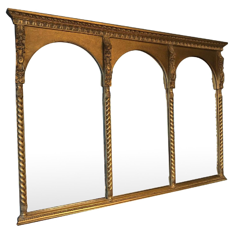 Fortunoff Gold Classic Mirror