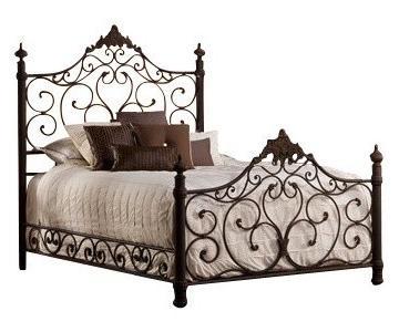 Hillsdale Baremore Queen Mansion Bed
