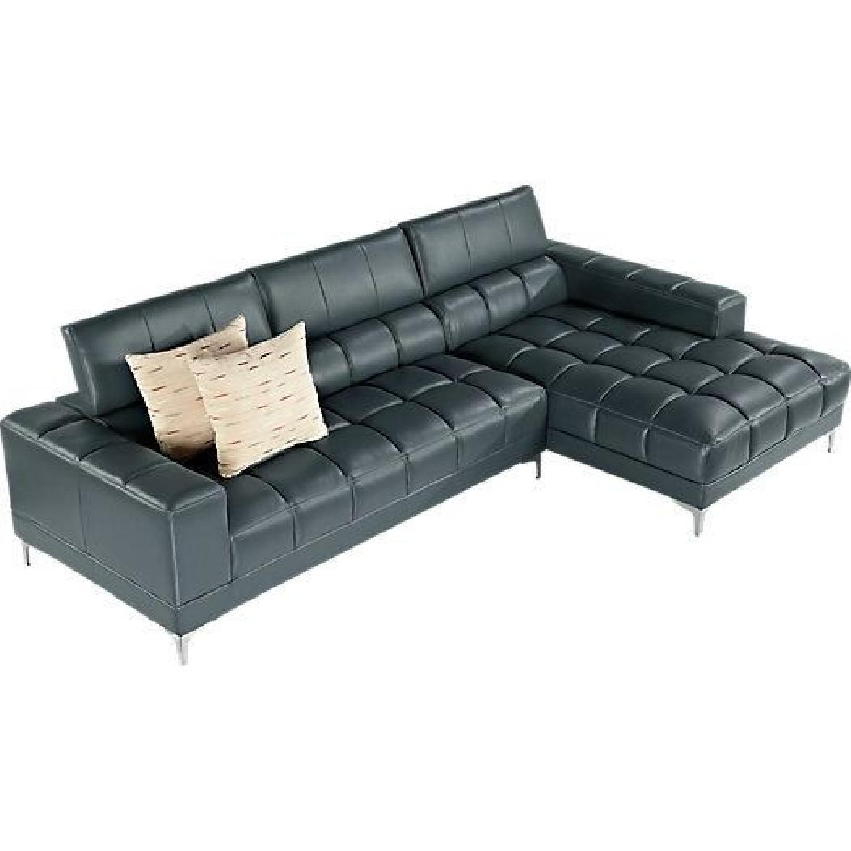 Sofia Vergara 3 Piece Sectional Sofa