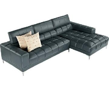 Sofia Vergara 3 Piece Sectional Sofa
