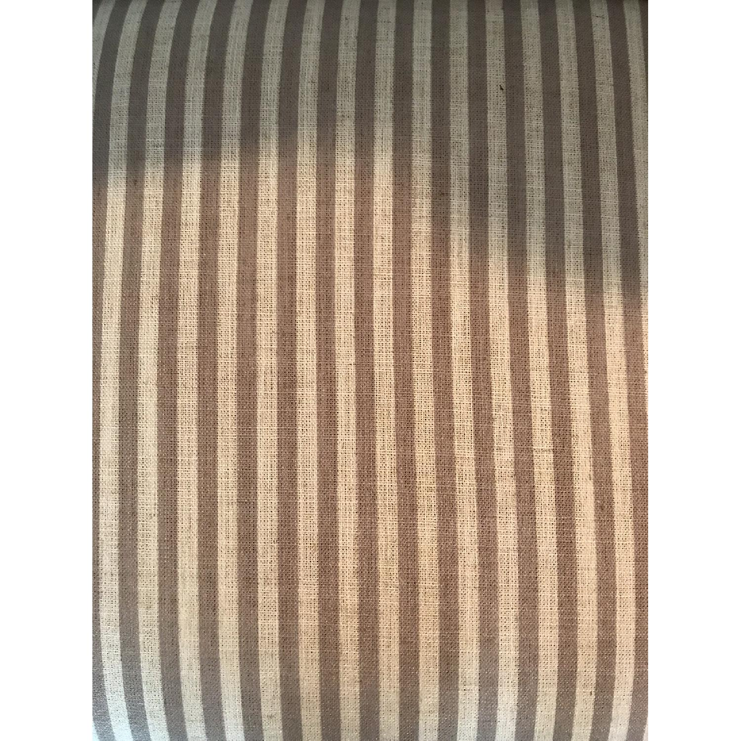 One Allium Way Striped Parsons Dining Chairs-2