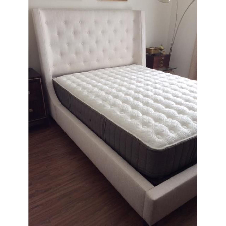 Bernhardt Queen Upholstered Bed Frame-2