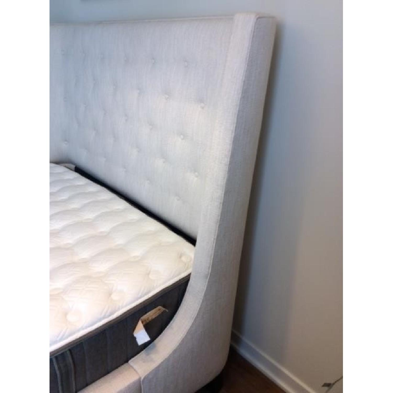 Bernhardt Queen Upholstered Bed Frame-3