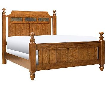 Raymour & Flanigan Galveston Queen Bed