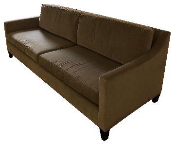 Ethan Allen Modern Monterey Sofa