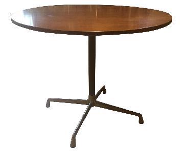 Herman Miller Eames Oak Dining Table
