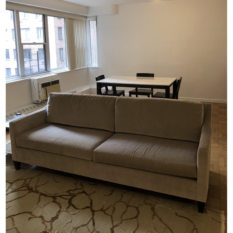 Ethan Allen Monterey Sofa In Keegan Dove-0