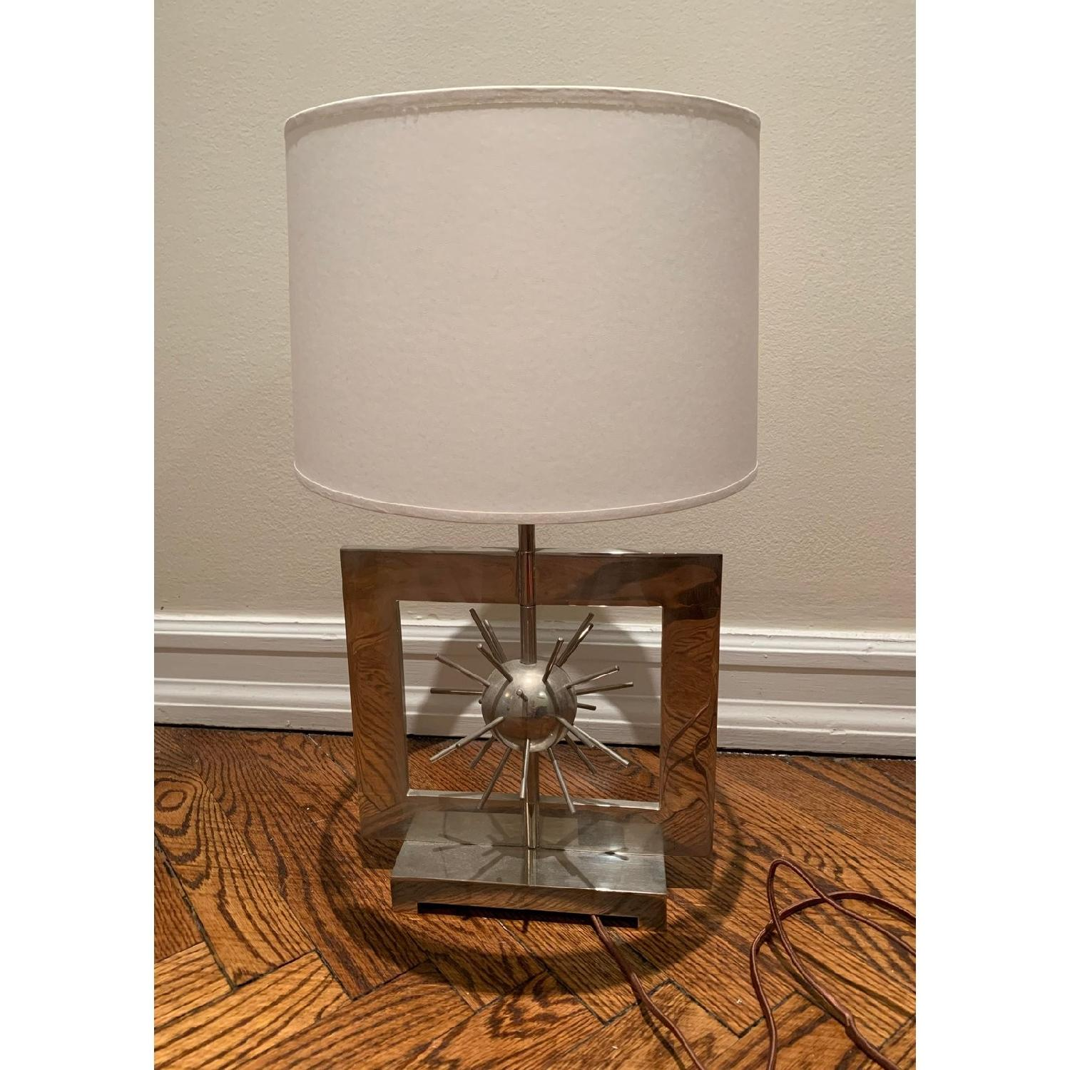 Spiked Accent Table Lamp-2