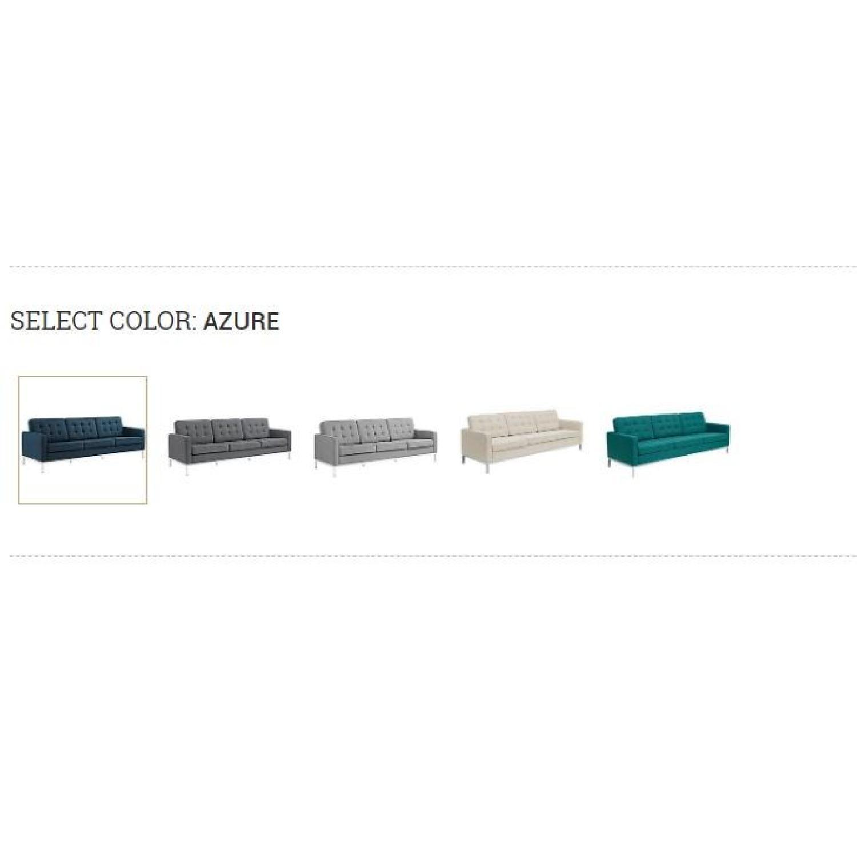 Manhattan Home Design Loft Fabric Sofa-3