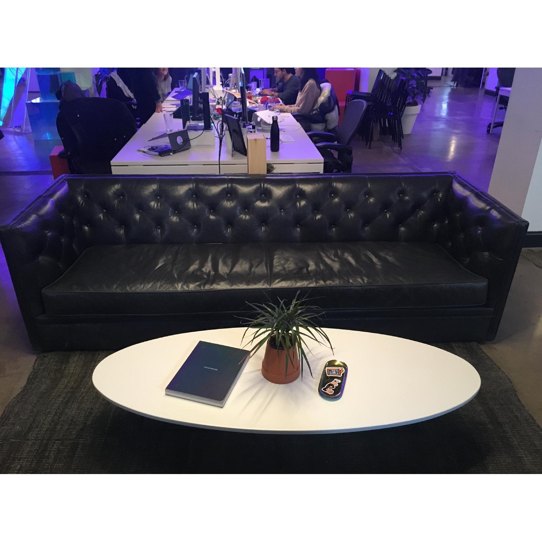 Room & Board Macalester Custom Leather Sofa-1