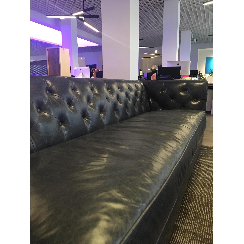 Room & Board Macalester Custom Leather Sofa-2
