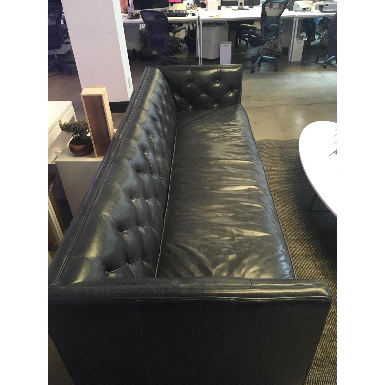 Room & Board Macalester Custom Leather Sofa-3