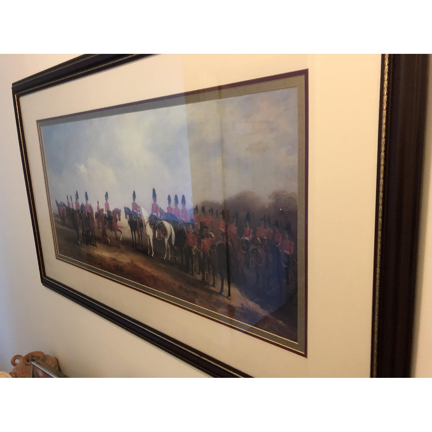 Bombay Co. Framed Print of Cavalry-2