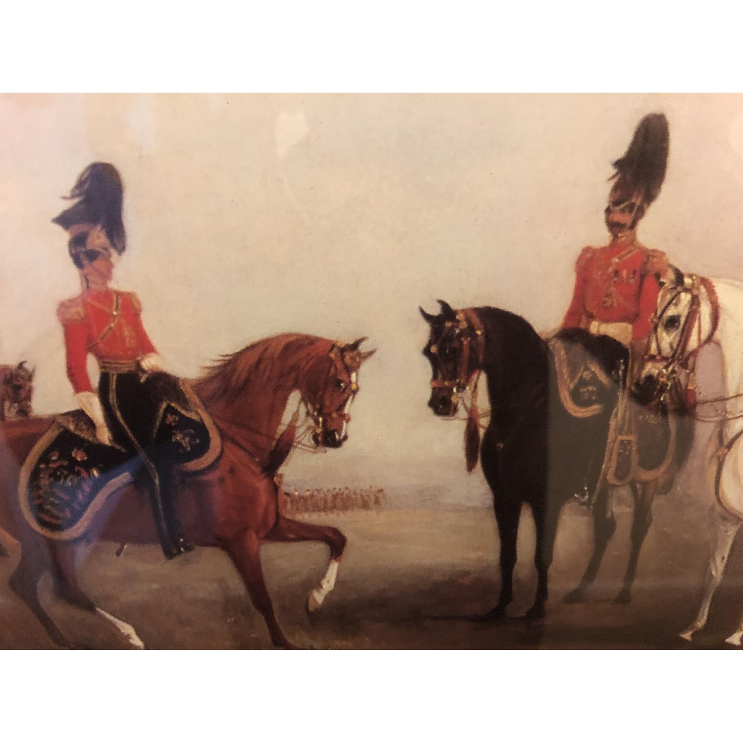 Bombay Co. Framed Print of Cavalry-3