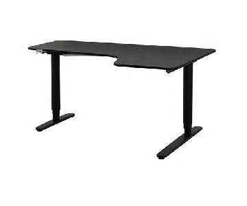 Ikea Bekant Adjustable Table