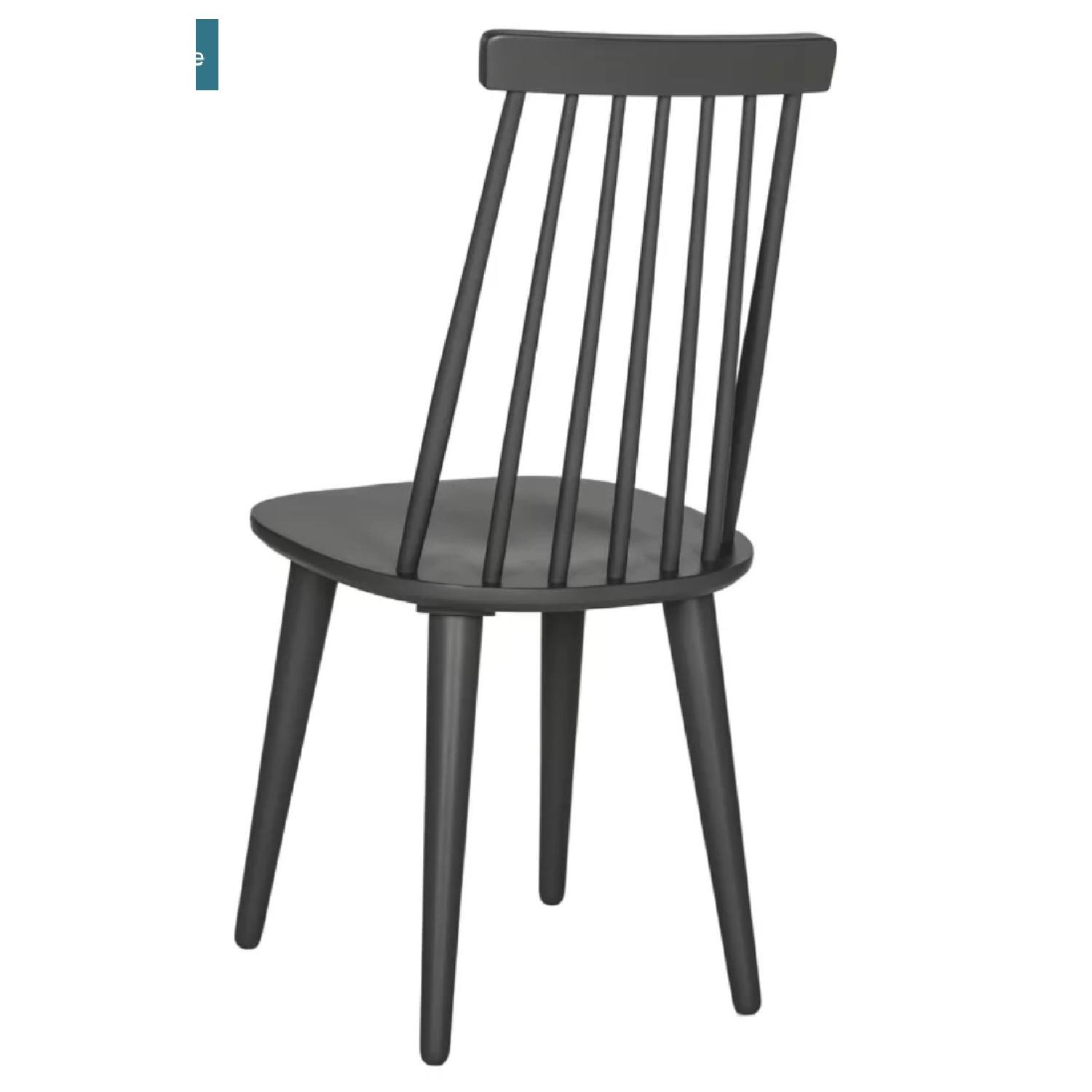 George Oliver Clarence Solid Wood Dining Chairs-2