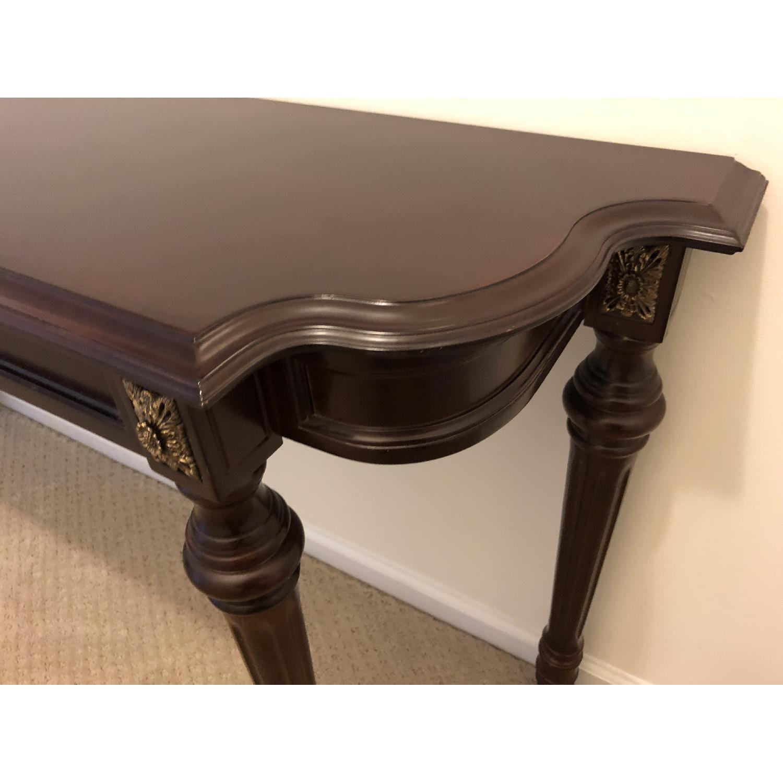 Bombay Company Wood Console Table-3