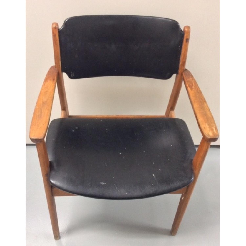Danish Modern Chair-0