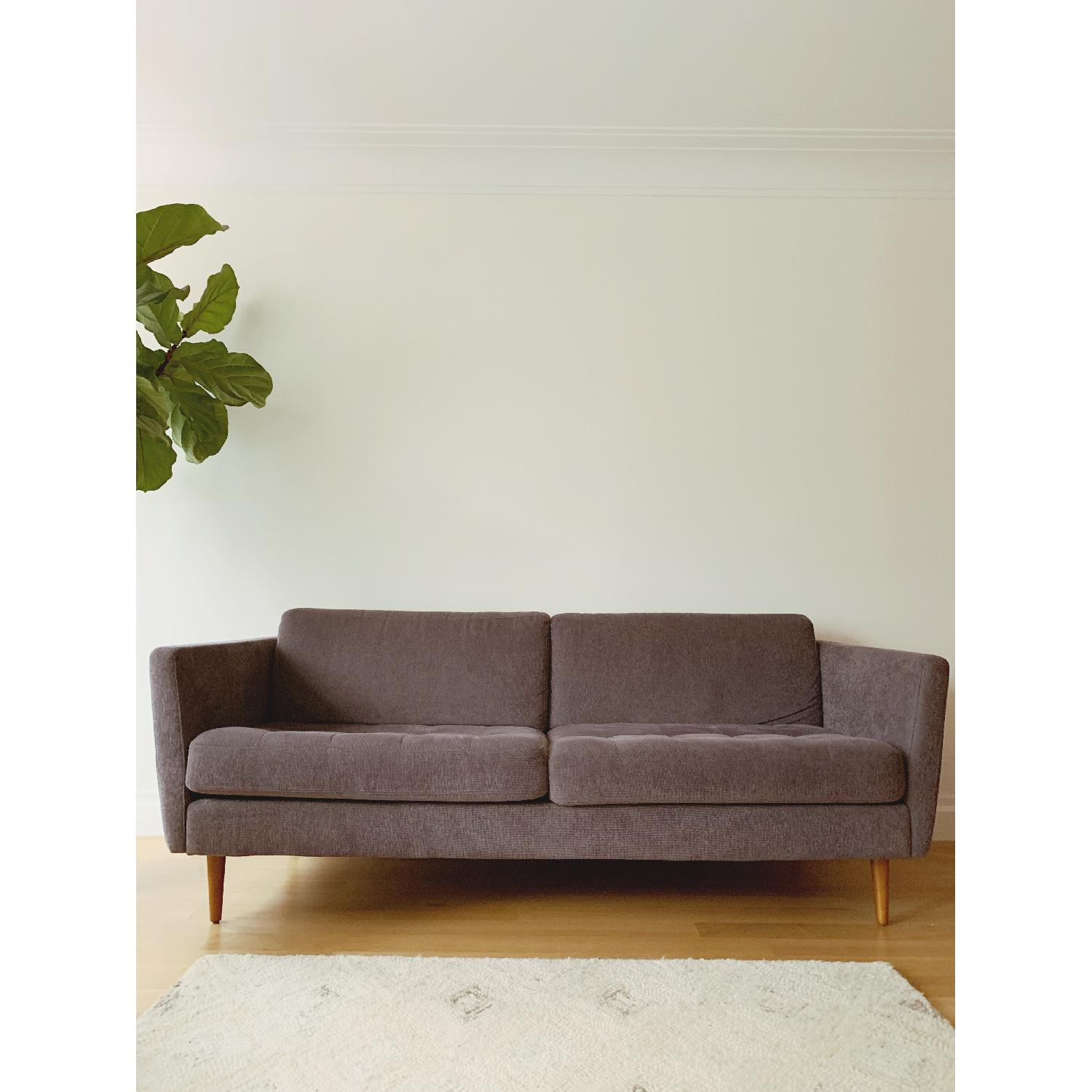 BoConcept Osaka 2.5 Seater Sofa in Dark Grey-0